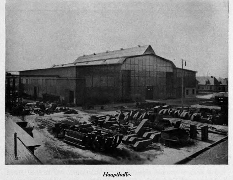 1913 , Neuere Bauwerke und Bauten in Bromberg Kujawsko-Pomorska Biblioteka Cyfrowa