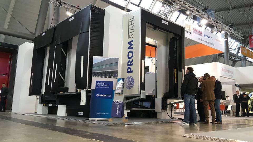 PROMStahl at R+T Fairs in Stuttgart