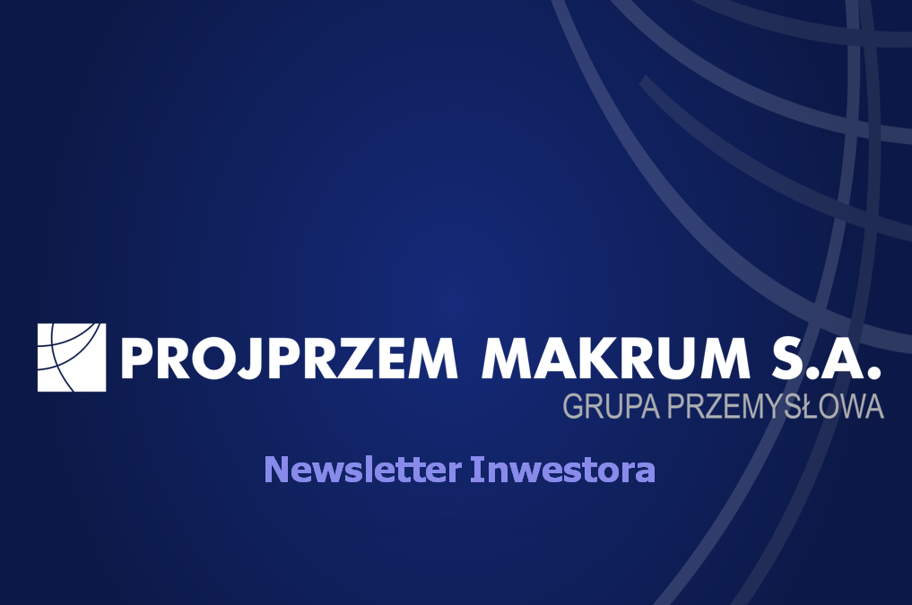 Investor's newsletter – May 2019