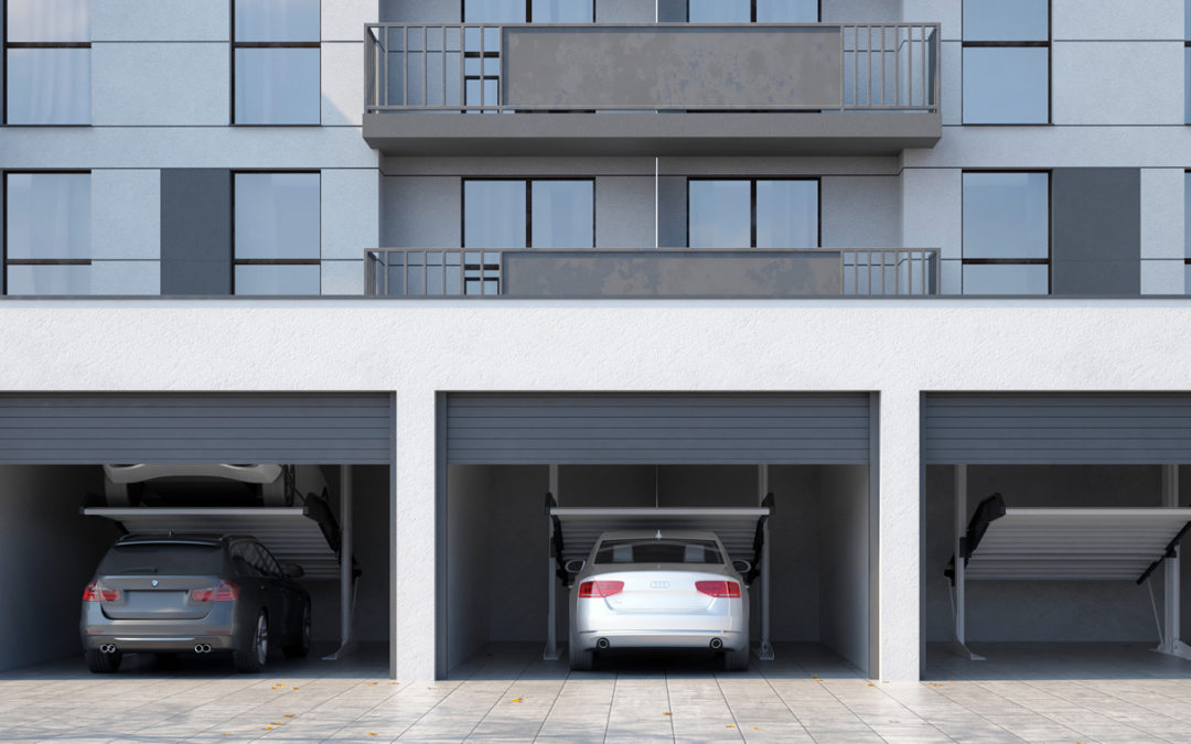 Parking platforms in a nutshell – about the MODULO Parking product