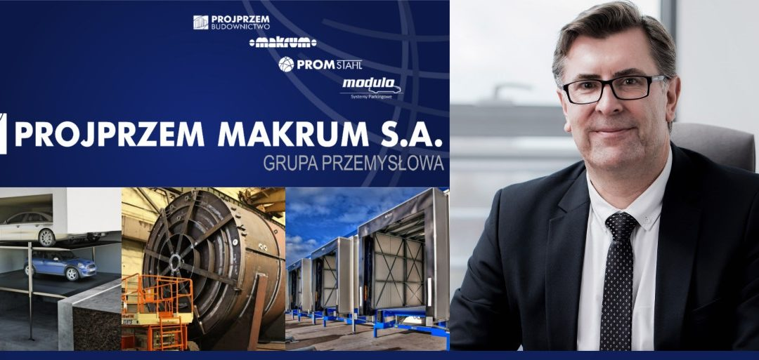 Investor chat with the President of PROJPRZEM MAKRUM and 'Strefa Inwestorów'