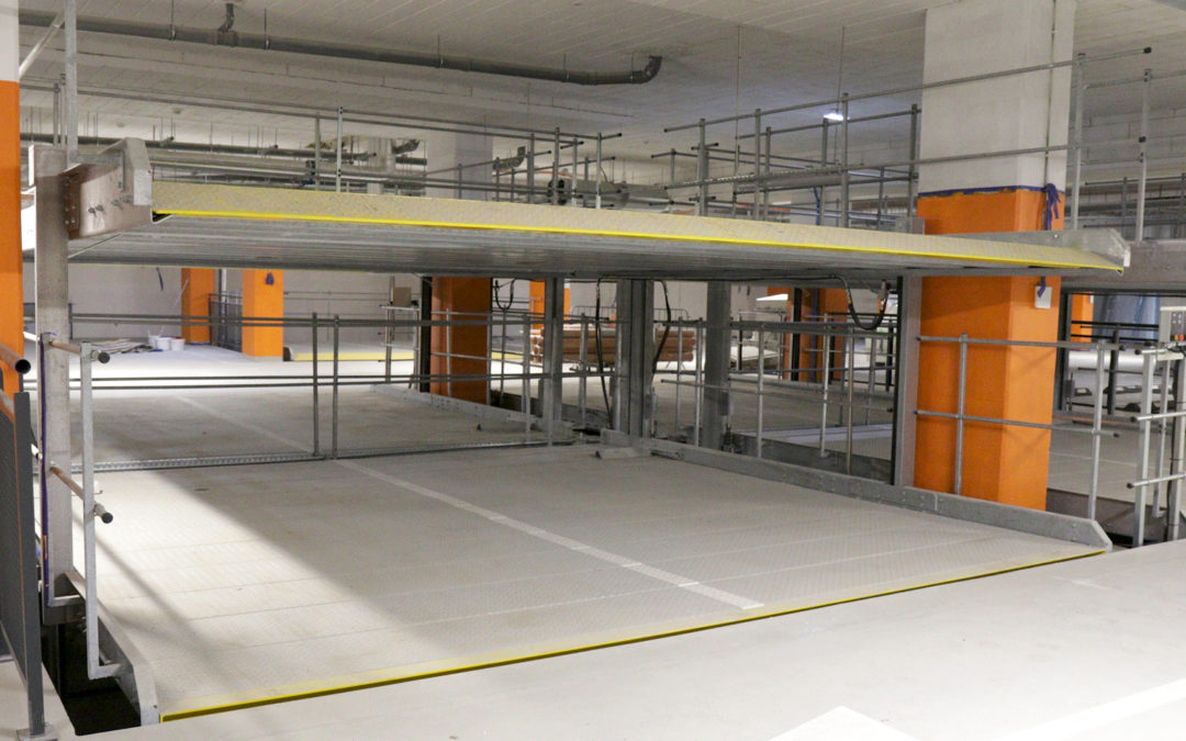 Exceptional implementation – MODULO Parking in a hospital in Gdańsk