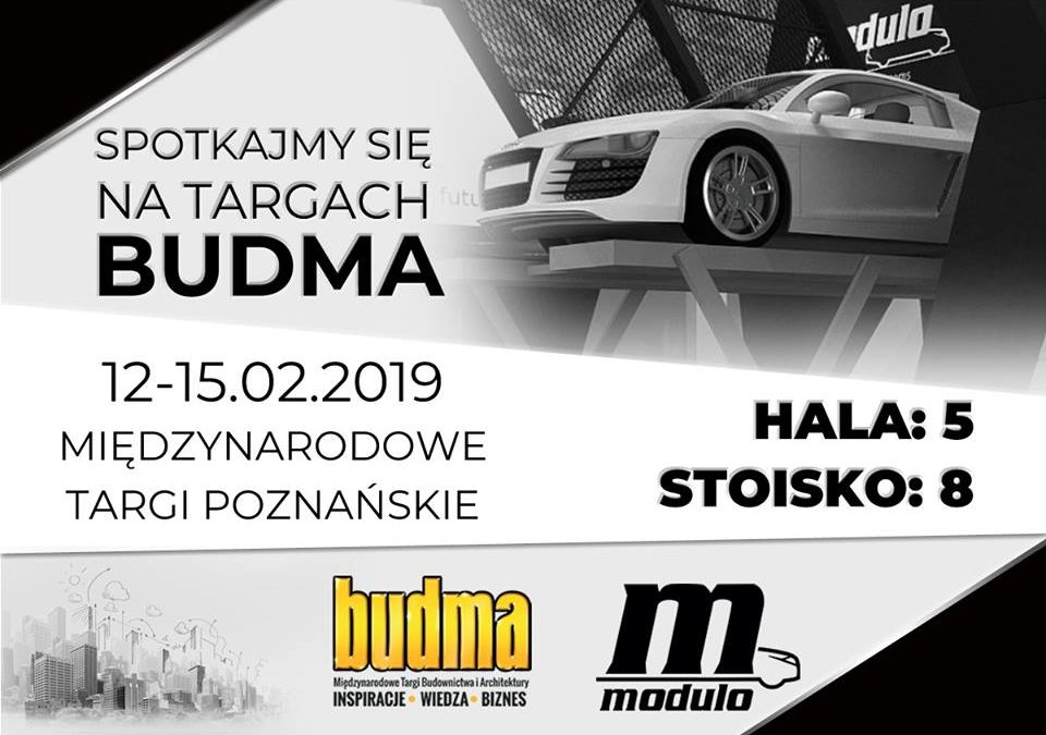 The MODULO Parking company will present its products at the Budma Fair