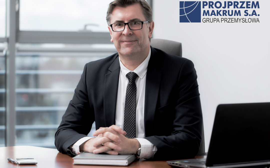 Join the webinar '1H2019 results of PROJPRZEM MAKRUM S.A.' with the President of the Board Piotr Szczeblewski