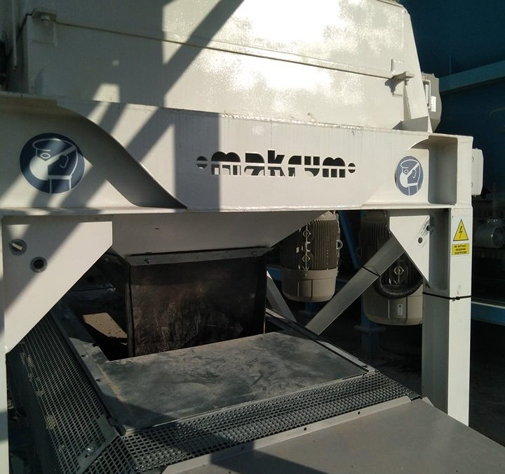 Makrum Asphalt Destroy Granulator is gaining the trust of customers