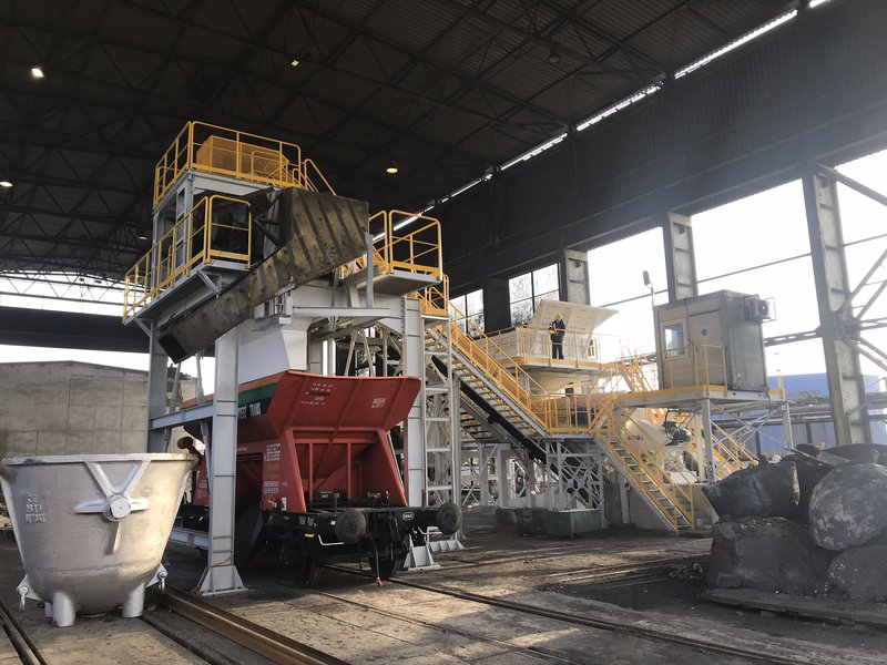 The assembly and commissioning of the latest MAKRUM project has been completed