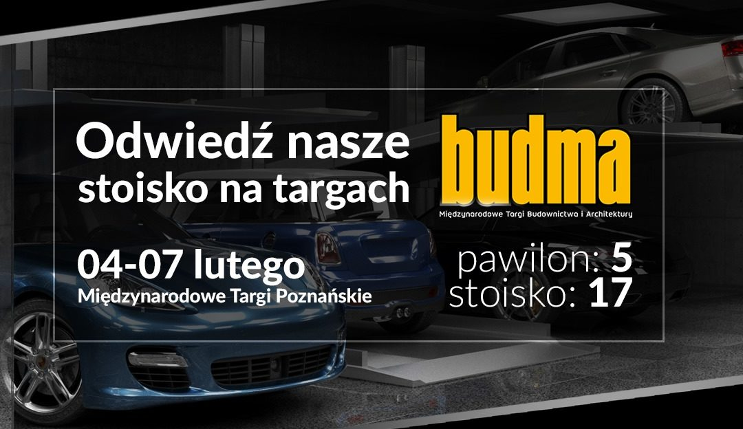 MODULO car parkings – another year at the Budma Fair