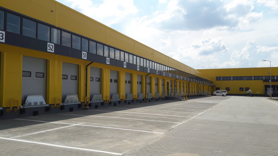 The warehouse market in Poland continues dynamic development