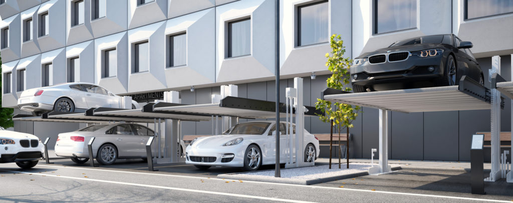 Where dependent parking will be well-fitted – a few words about MODULO dependent parking systems