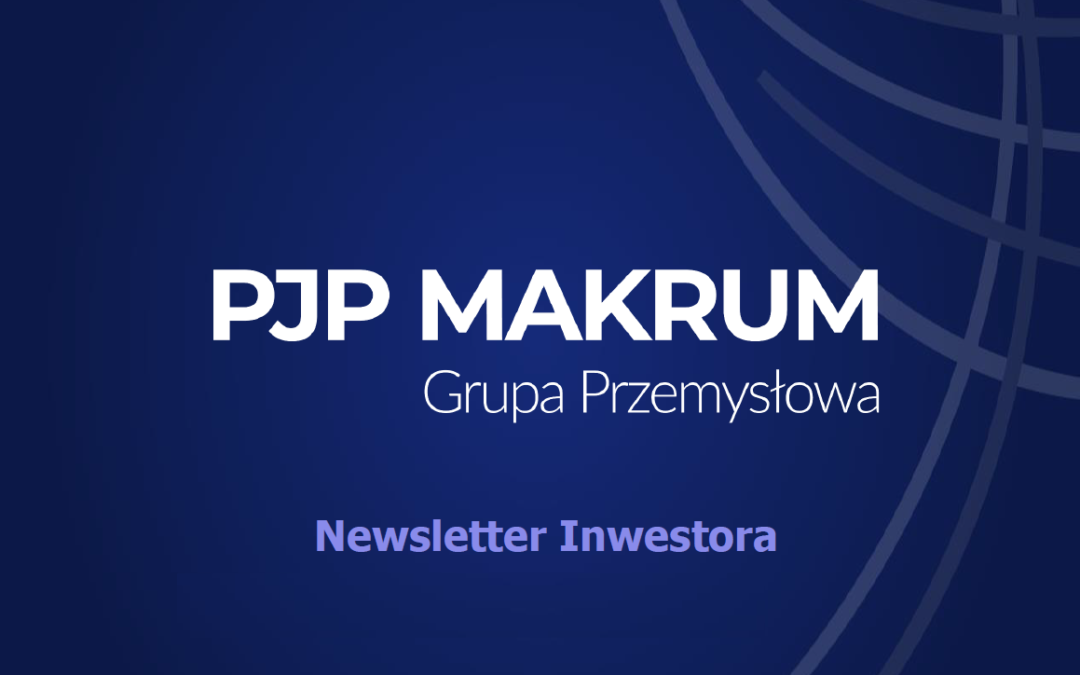 Investor's newsletter – October 2020