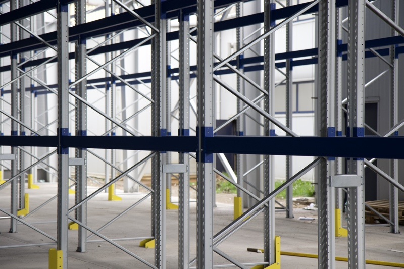 Racks from Promlift for the rapidly growing warehouse industry