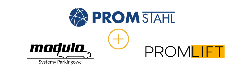 Completion of the connection between PromStahl, Promlift and Modulo Parking