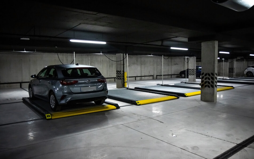 Modulo Pallet – a car park like no other