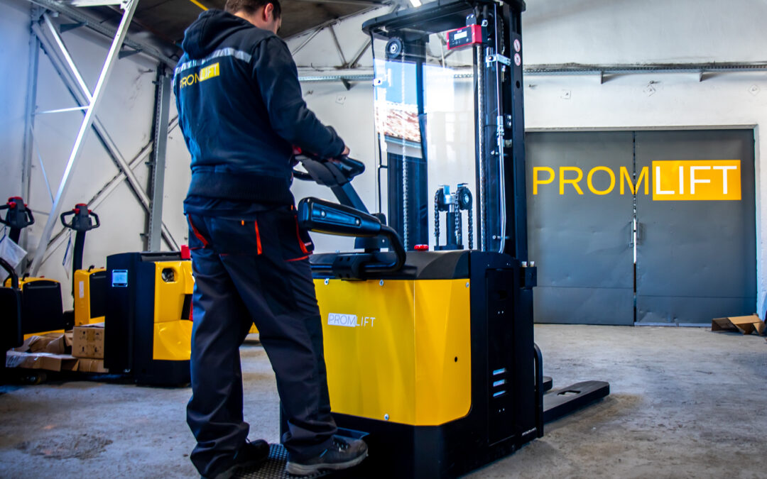 Forklift service and spare parts in the Promlift offer